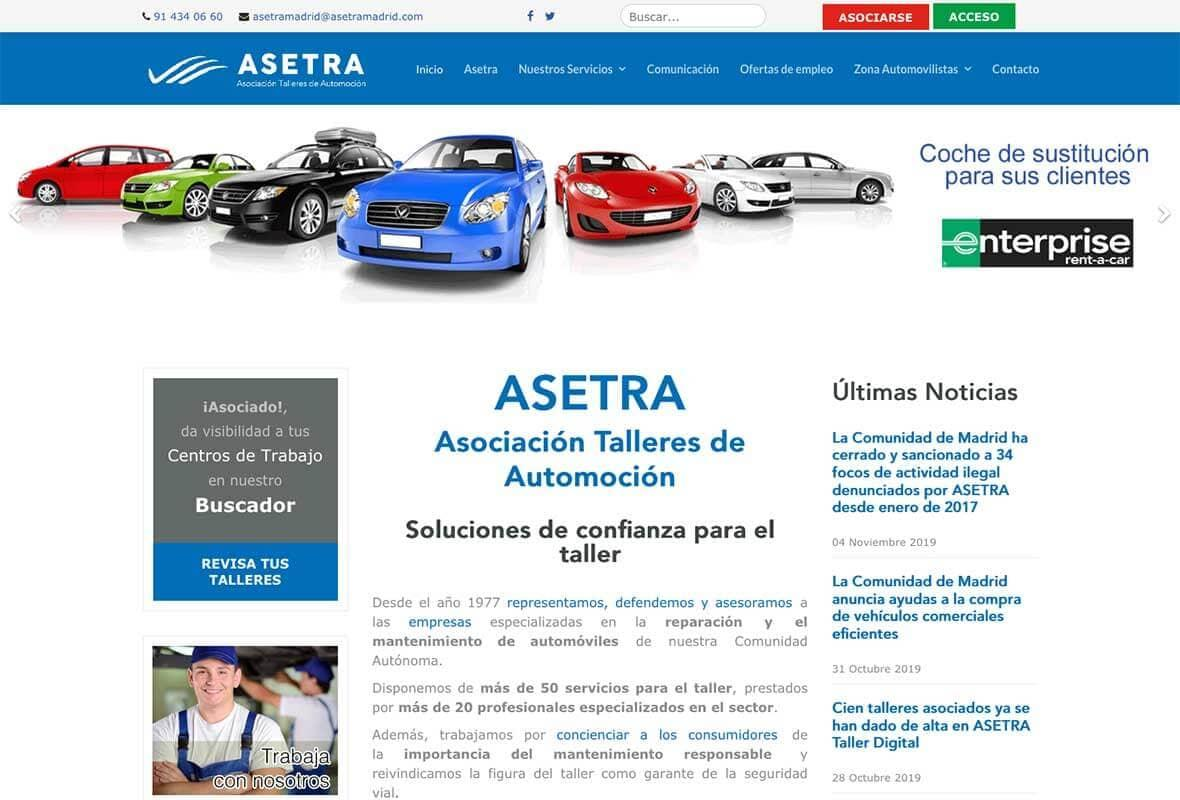 Asetra Madrid